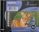 SMART TRACK  DVD-R 8cm 1,4GB 4x