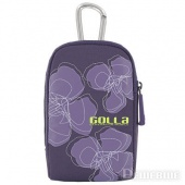 G766 Чехол GOLLA DIGI BAG ISLE purple