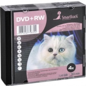 SMART TRACK mini DVD+RW 1,4GB 4x