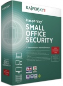 Kaspersky Small Office Security 4 for Desktop, Mobiles and File Servers (fixed-date)