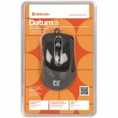 Мышь Defender Datum MM-070 Black 52070